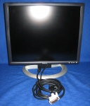 "MONITOR DELL 1905FP 19""Ultra Sharp 4usb pivot reg wys HQ"