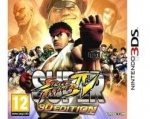 Super Street Fighter IV 3D Edition gra Nintendo DS